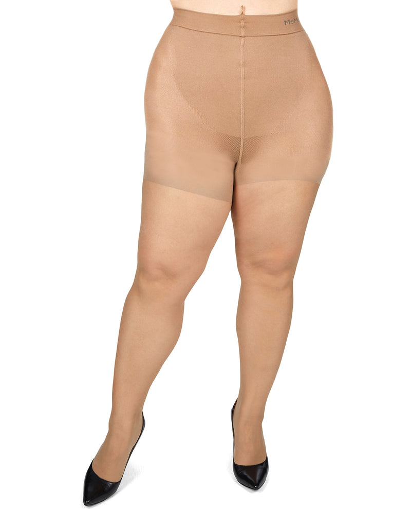 BodySmootHers Girdle-at-the-Top Sheers