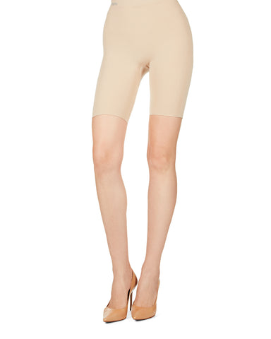 Dual Layer Thigh Shaper | BodySmootHers Shapewear by MeMoi | Shapewear Tights MM-515