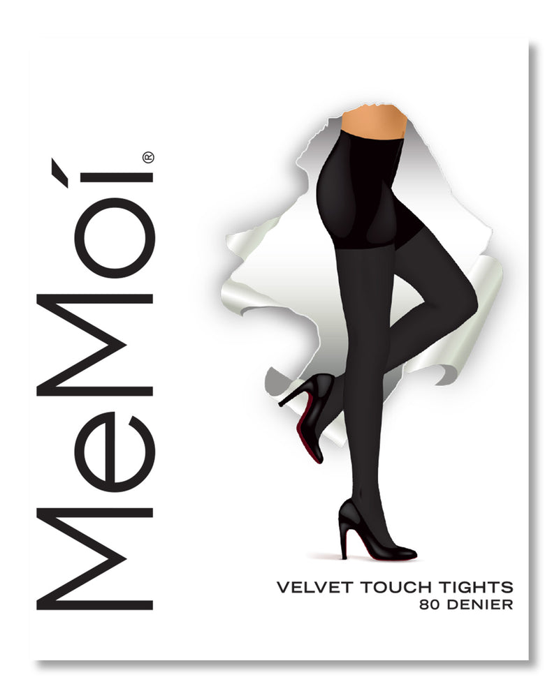 Velvet Touch Control Top Tights