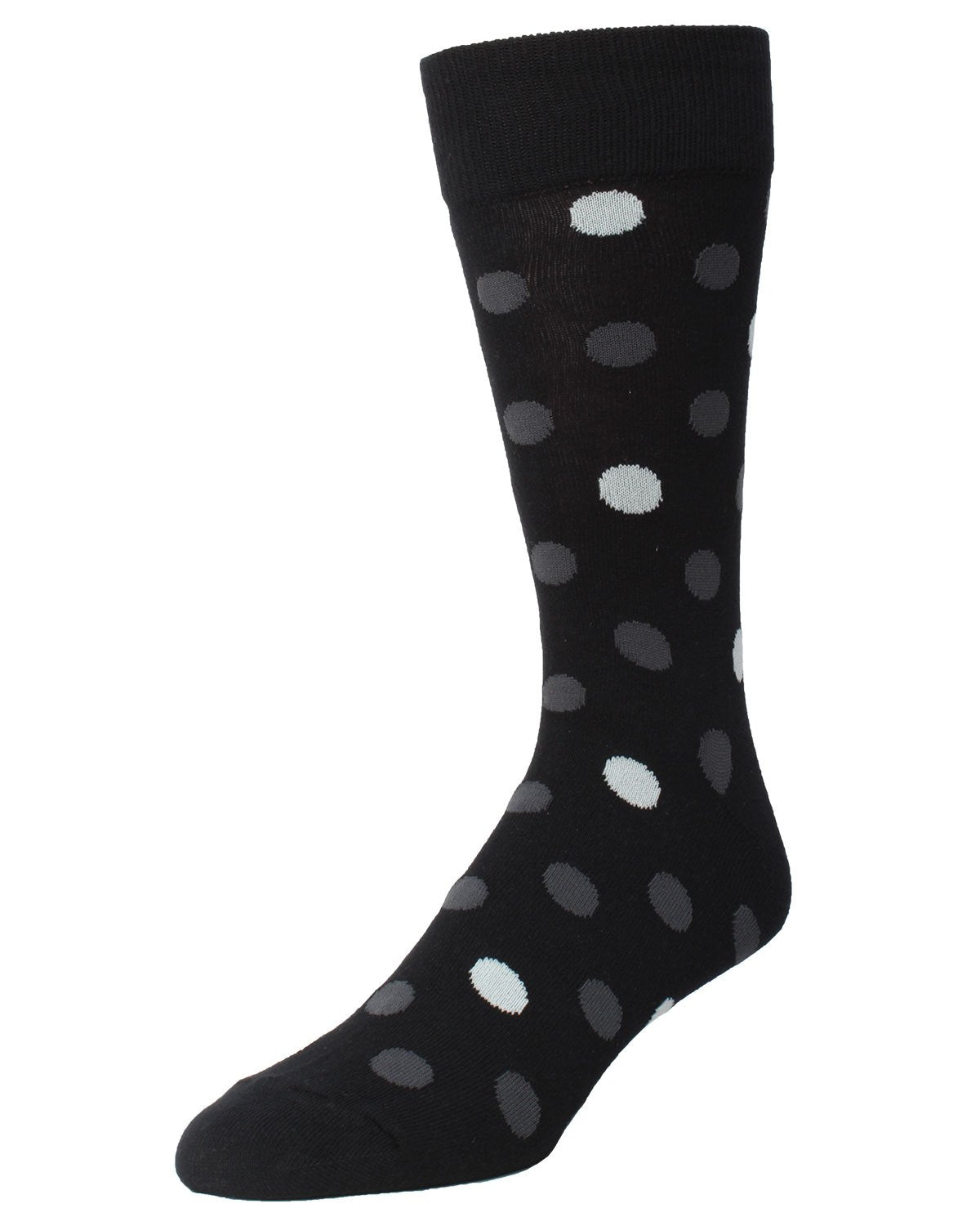 Max Two Tone Dot Sock