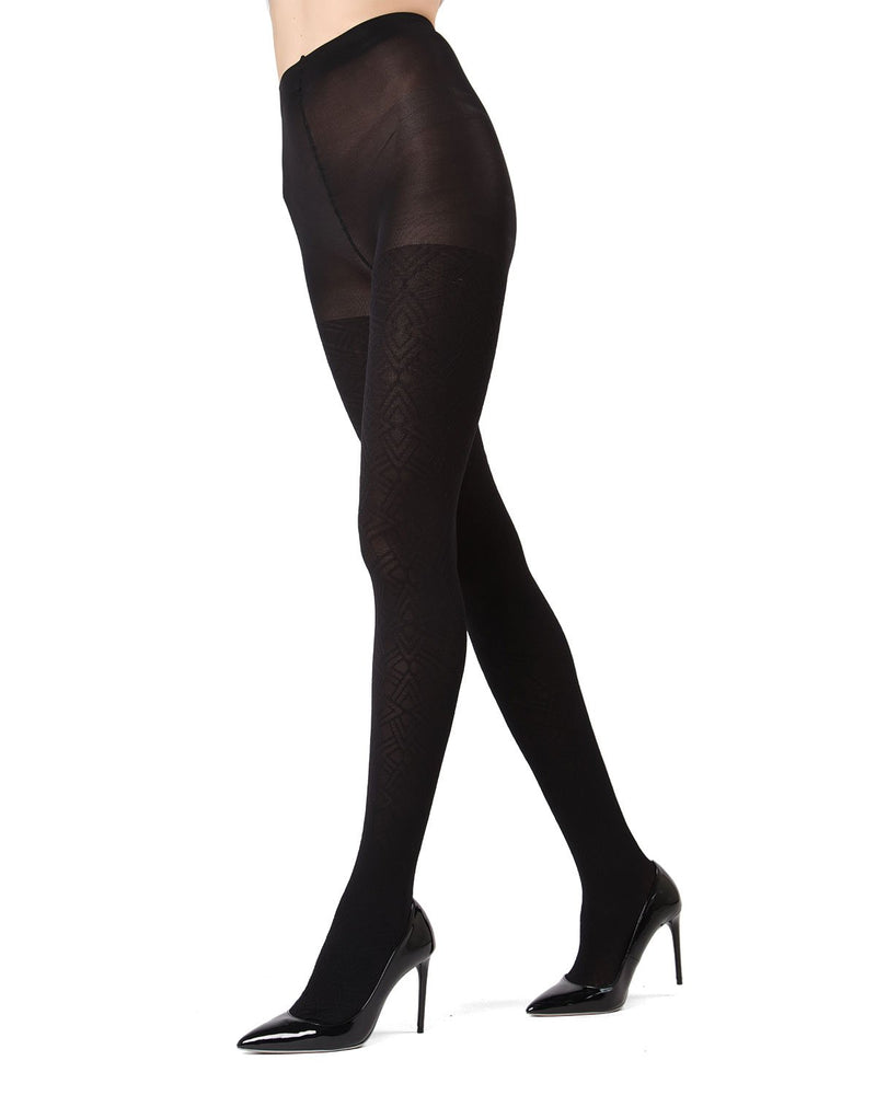 MeMoi Graphection Tights | Women's Hosiery - Pantyhose - Nylons