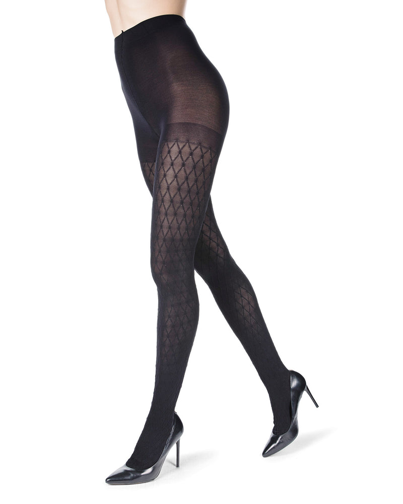 MeMoi Extravagant Diamond Tights