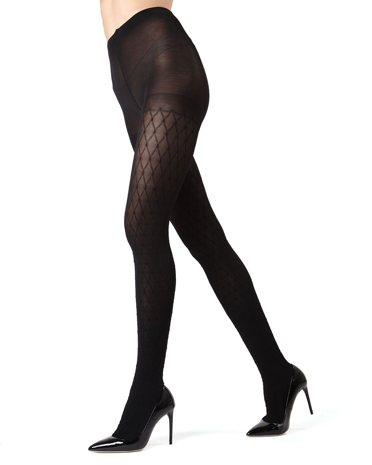 Extravagant Diamond Tights