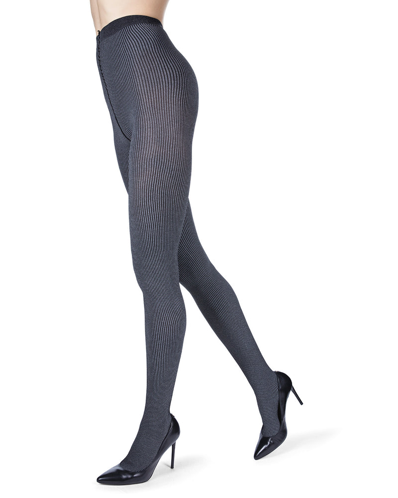 Pin Rib Tights