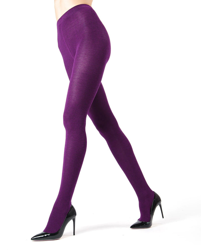 MeMoi Phlox Brooklyn Basic Sweater Tights | Women's Hosiery - Pantyhose - Nylons