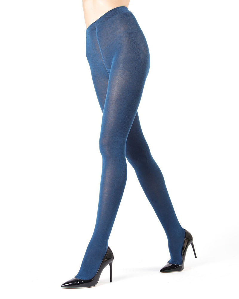MeMoi Poseidon Brooklyn Basic Sweater Tights | Women's Hosiery - Pantyhose - Nylons