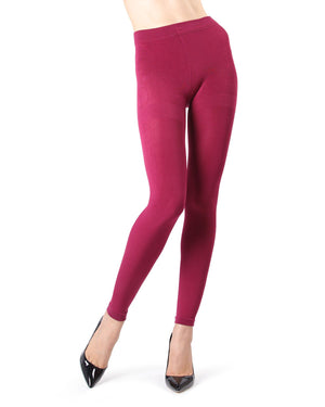 Winter Fleece Footless Tights