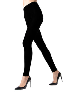 Blackout Thermal Heat Footless Tights