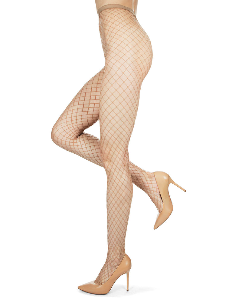 MeMoi Maxi Fishnet Tights