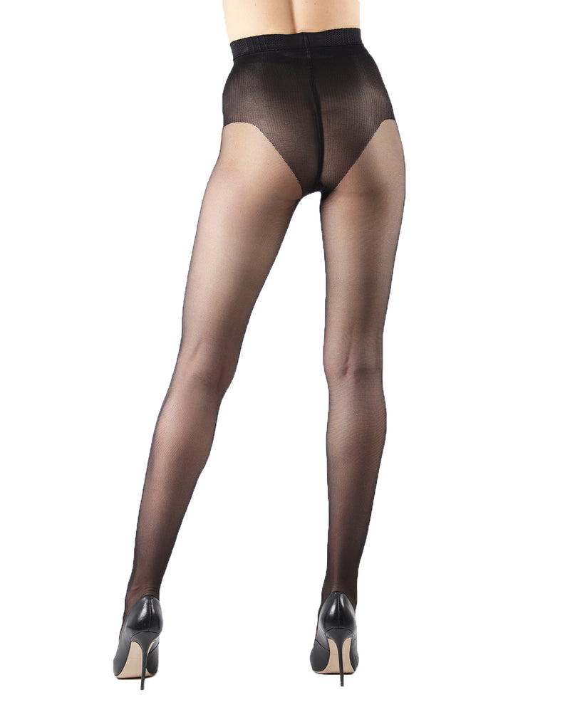 Levante Model Top Women's Shaping Tights | Shaping Tights by Levante | MODEL TOP 40  | Nero 1
