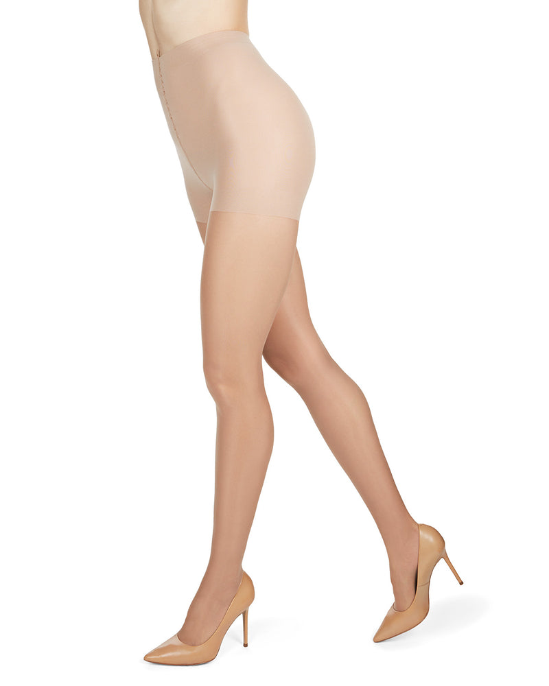 MeMoi Sheer Full Support Pantyhose