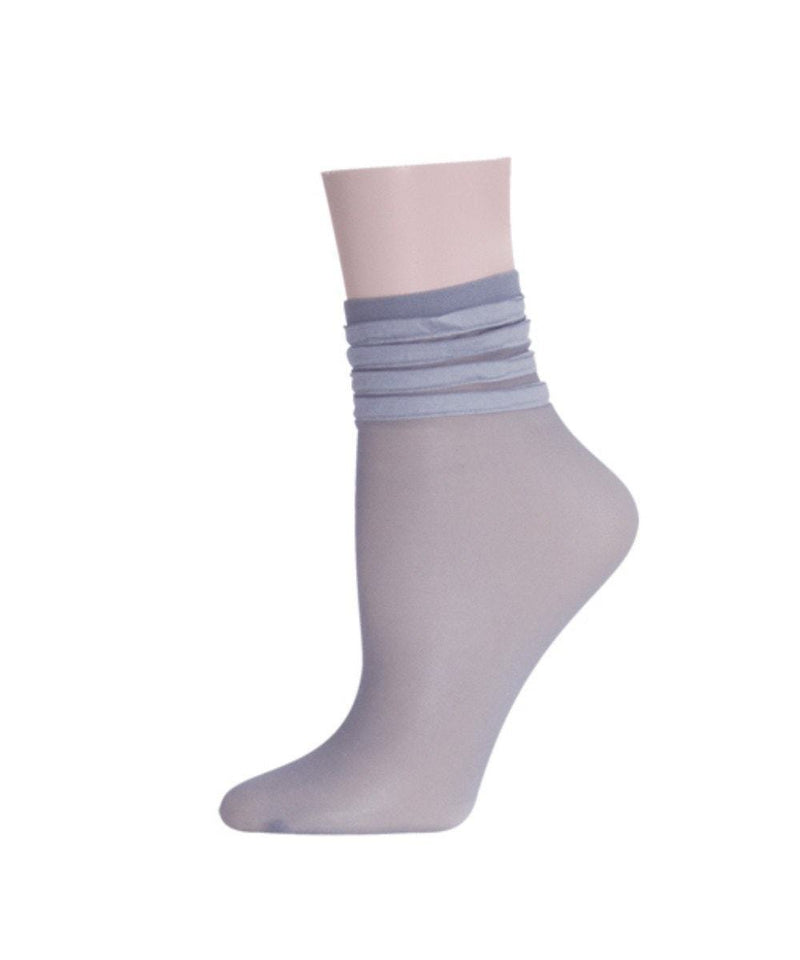 Ruffelina Thunder Women's Ankle Socks