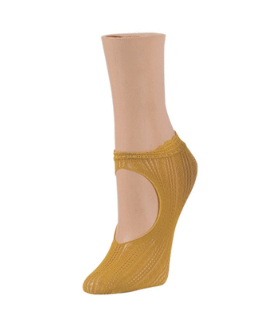 Du-O Net Loafer Socks - MeMoi - 2