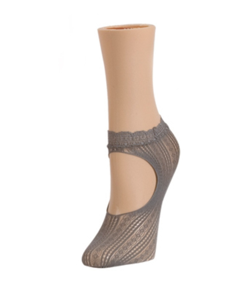 Du-O Net Loafer Socks - MeMoi - 3