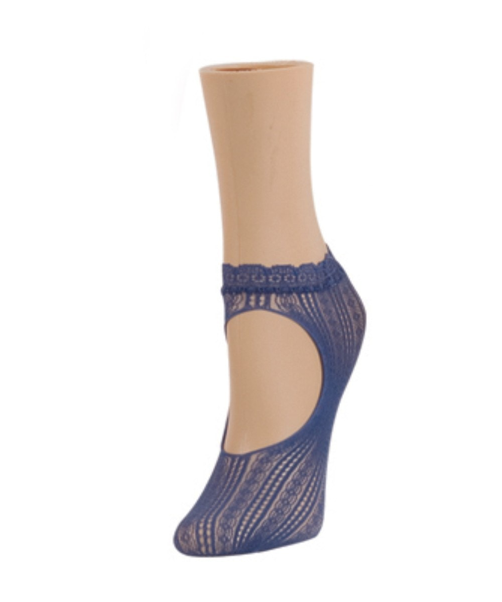 Du-O Net Loafer Socks - MeMoi - 4