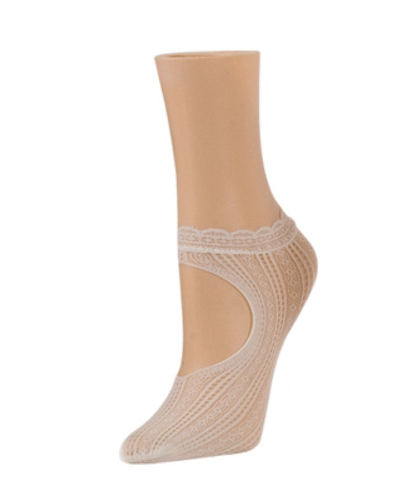 Du-O Net Loafer Socks - MeMoi - 8