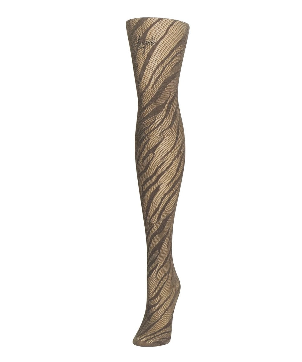 Zebra Net Tights - MeMoi - 4