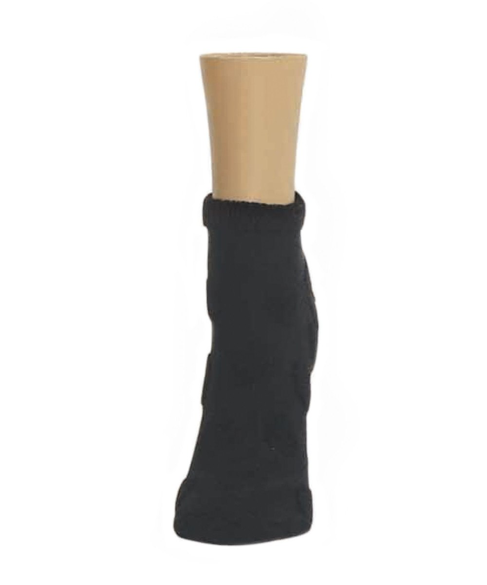 Terry Dot Soft-Fit Cotton-Rich Low Cut Socks - MeMoi - 2