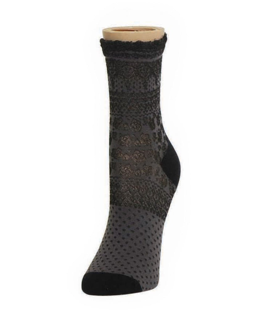 Equisart Women's Ankle Socks - MeMoi - 1