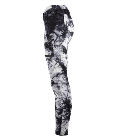 Stellar Smoke Tie Dye Leggings