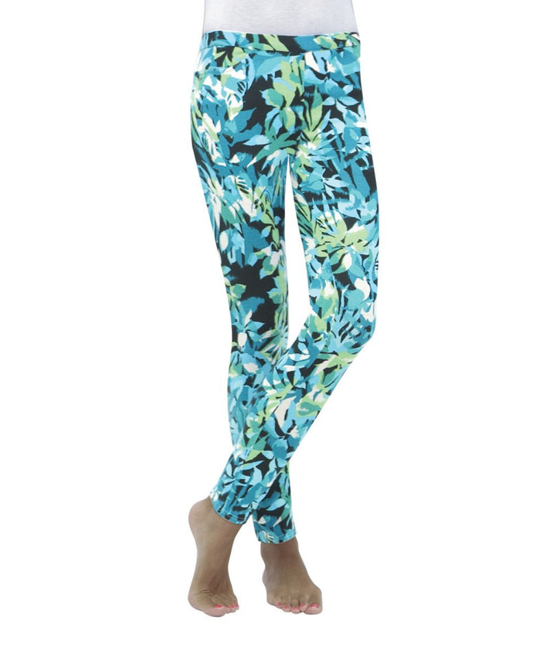 MeMoi Borneo Lightweight Summer Leggings