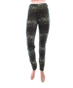 MeMoi Leopareina Royal Leopard Leggings