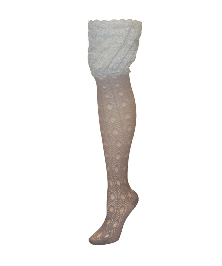 Threaded Peak Net Over The Knee - MeMoi - 2