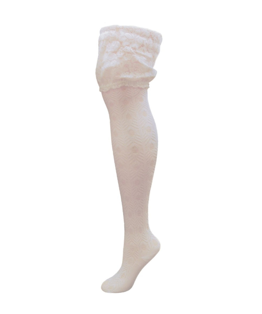 Threaded Peak Net Over The Knee - MeMoi - 3