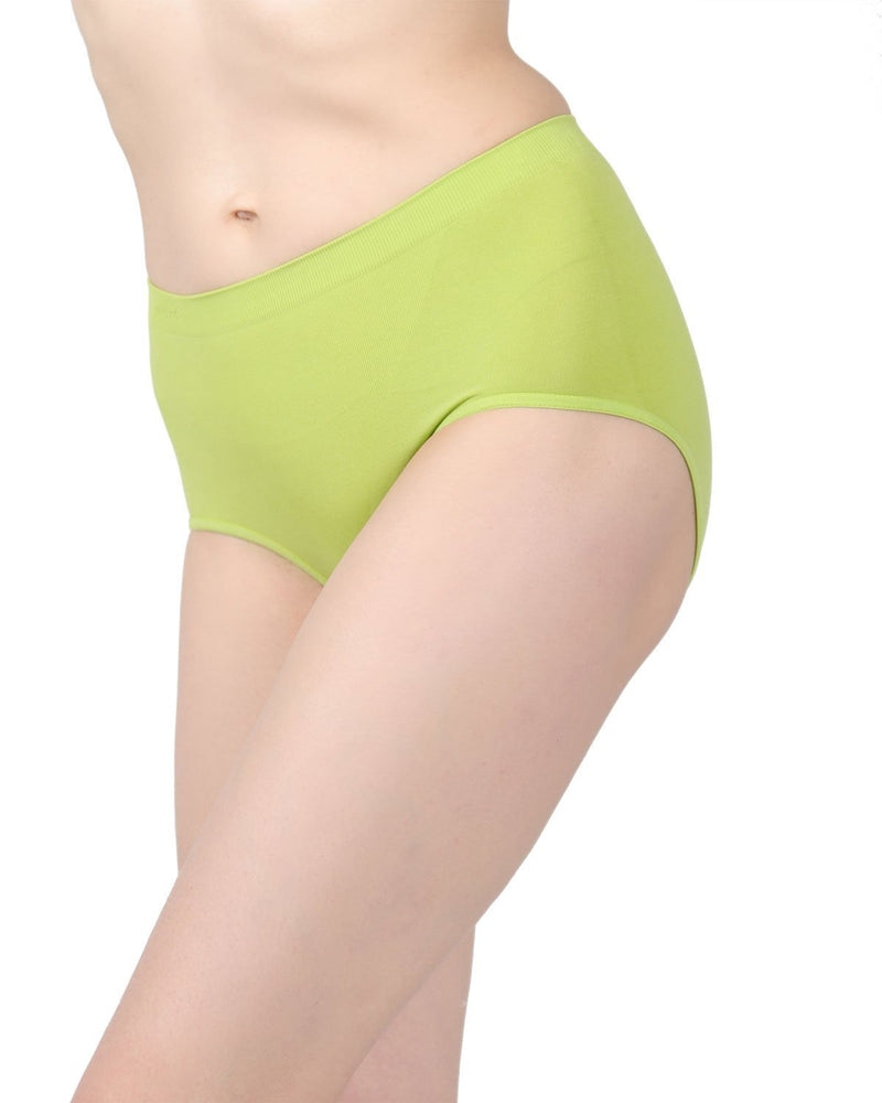 Shaping Panty | SlimMe by MeMoi Shapewear | Shaping Underwear - Shaping brief | MSM-100-DkCitron-150