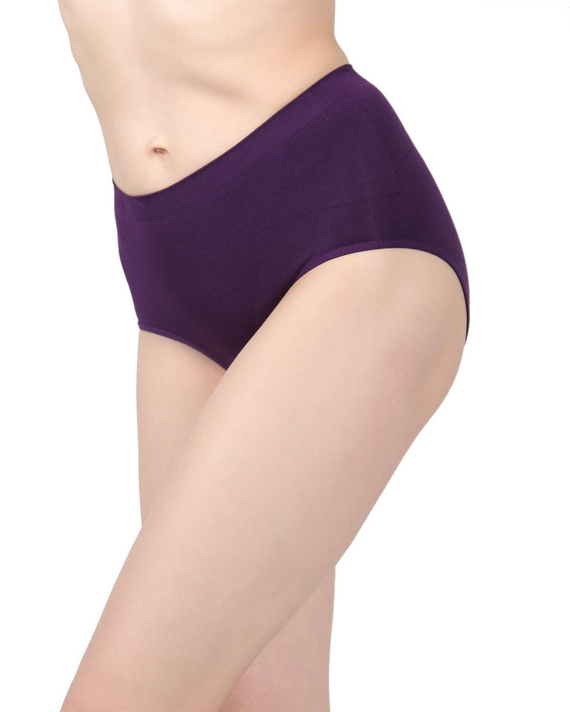 Shaping Panty | SlimMe by MeMoi Shapewear | Shaping Underwear - Shaping brief | MSM-100-Blkcord-150