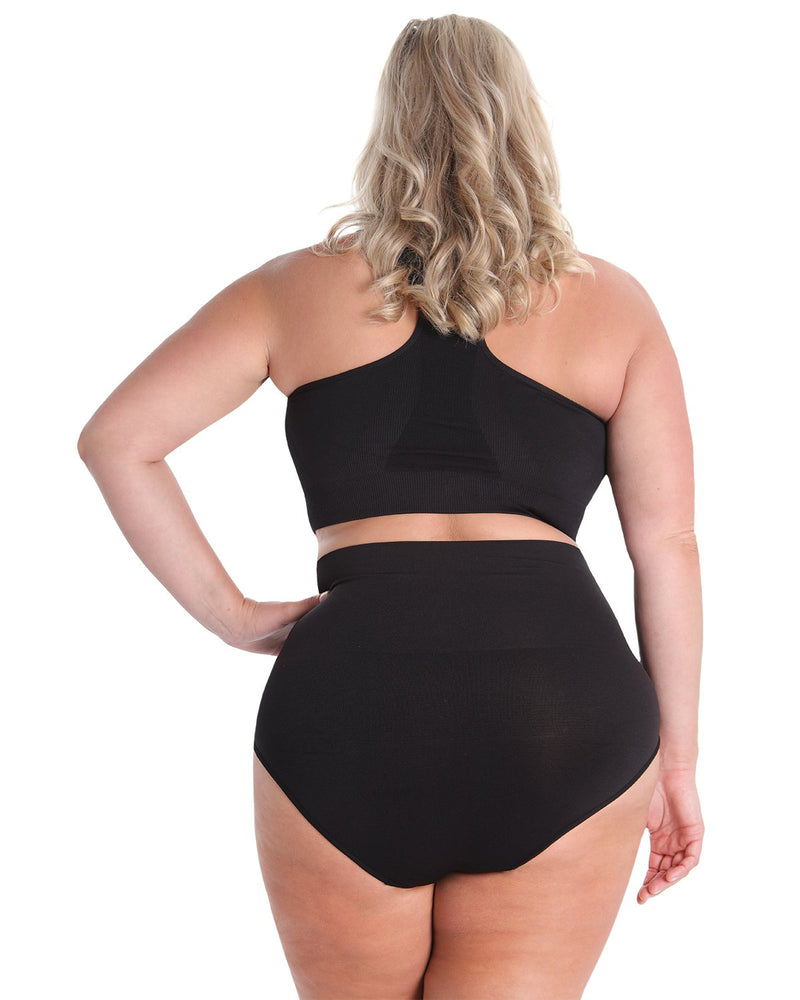 High-Waist Shaper Brief