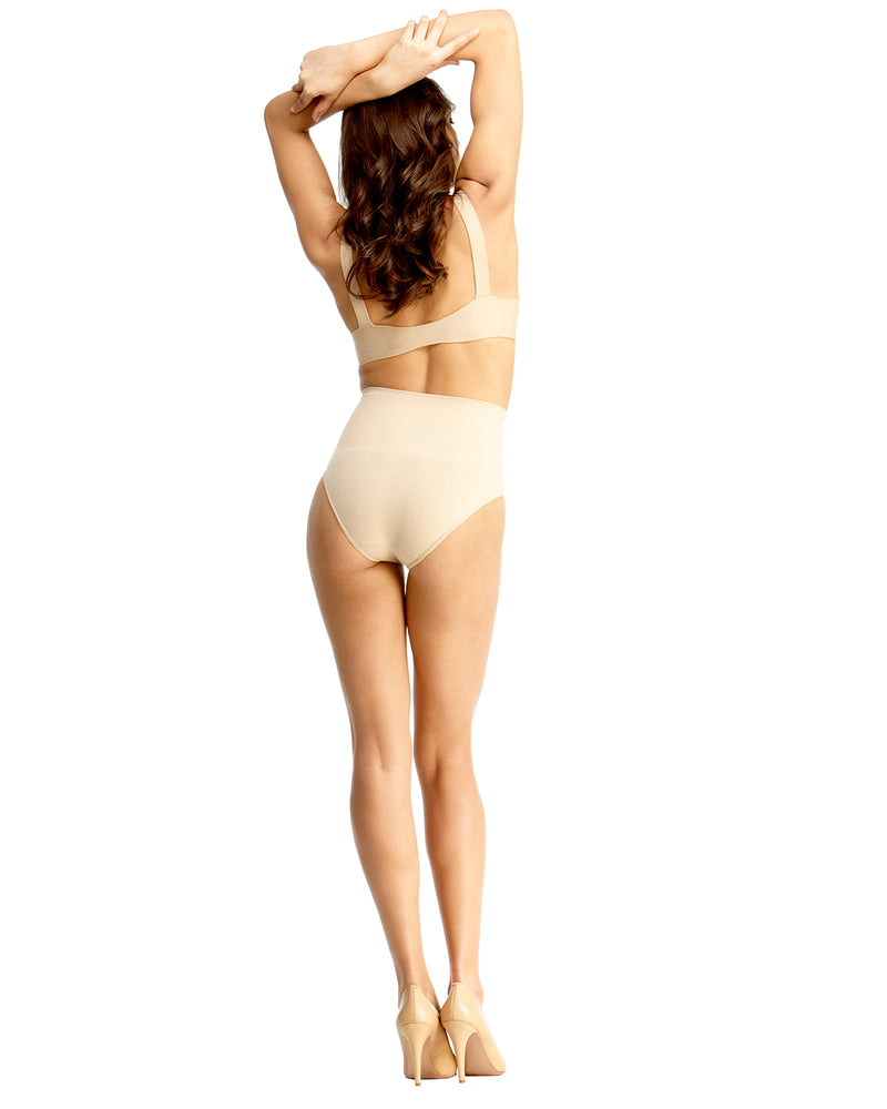 SlimMe High-Waist Shaper Brief