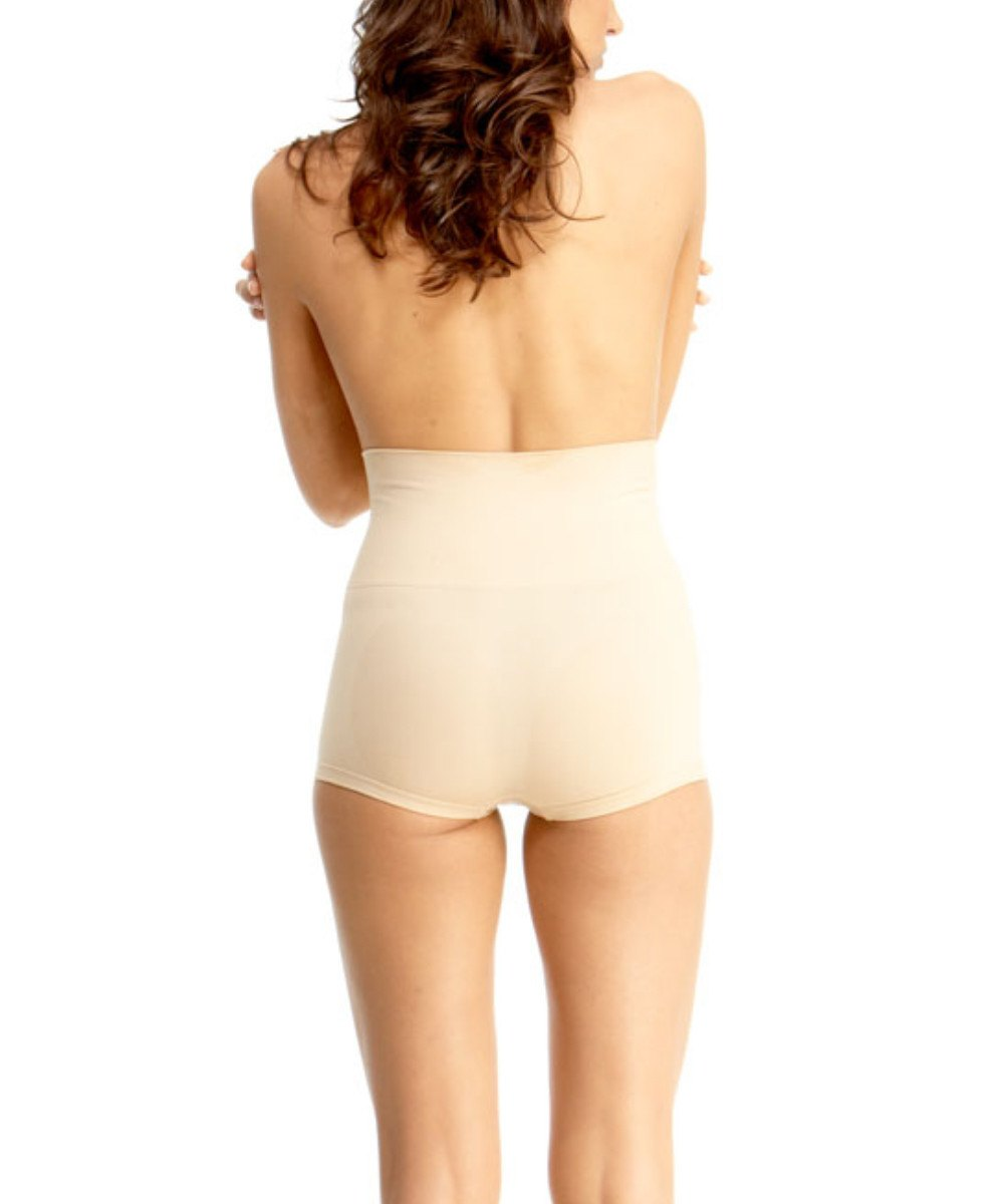 High-Waisted Boy Shorts Shaper - MeMoi - 2