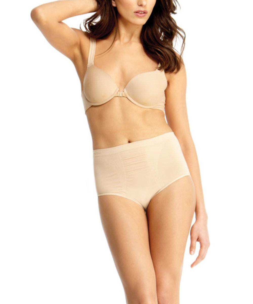 High-Cut Control Panty Shaper - MeMoi - 3