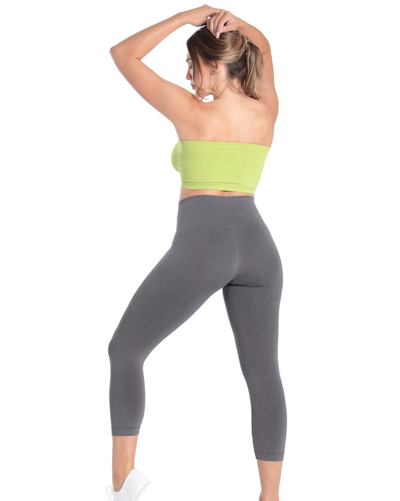 High-Waist Control Shapewear Leggings
