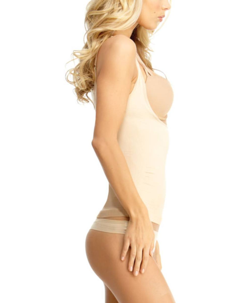 Braless Shaping / Cami Shaper - MeMoi - 3