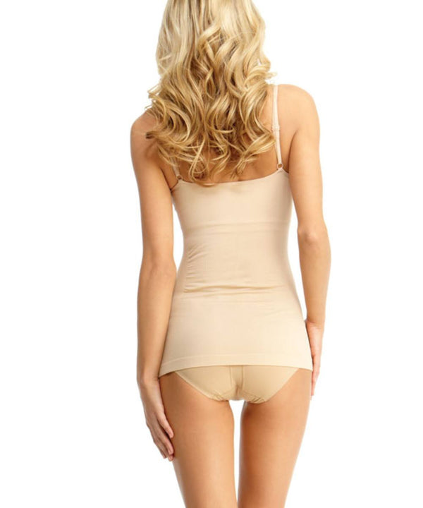 Sports Shaping Cami Waist Cinchers - MeMoi MSM-192 Nude