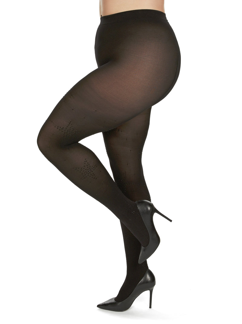 Stella Noir Opaque Tights