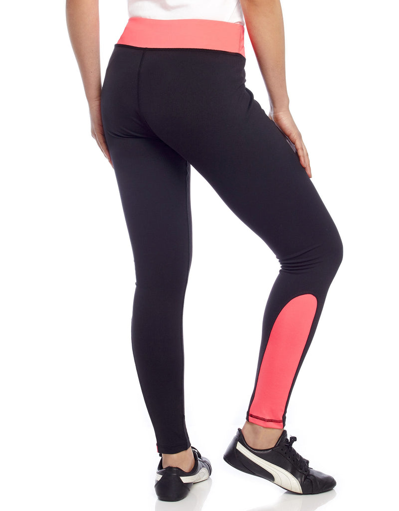 Neon Track Athletic Leggings - MeMoi - 1