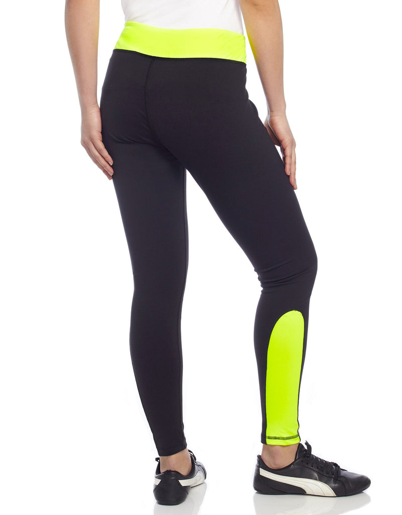Neon Track Athletic Leggings - MeMoi - 2