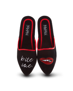 Bite Me Slippers