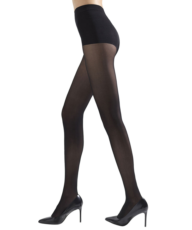 Soft Suede Opaque Tights