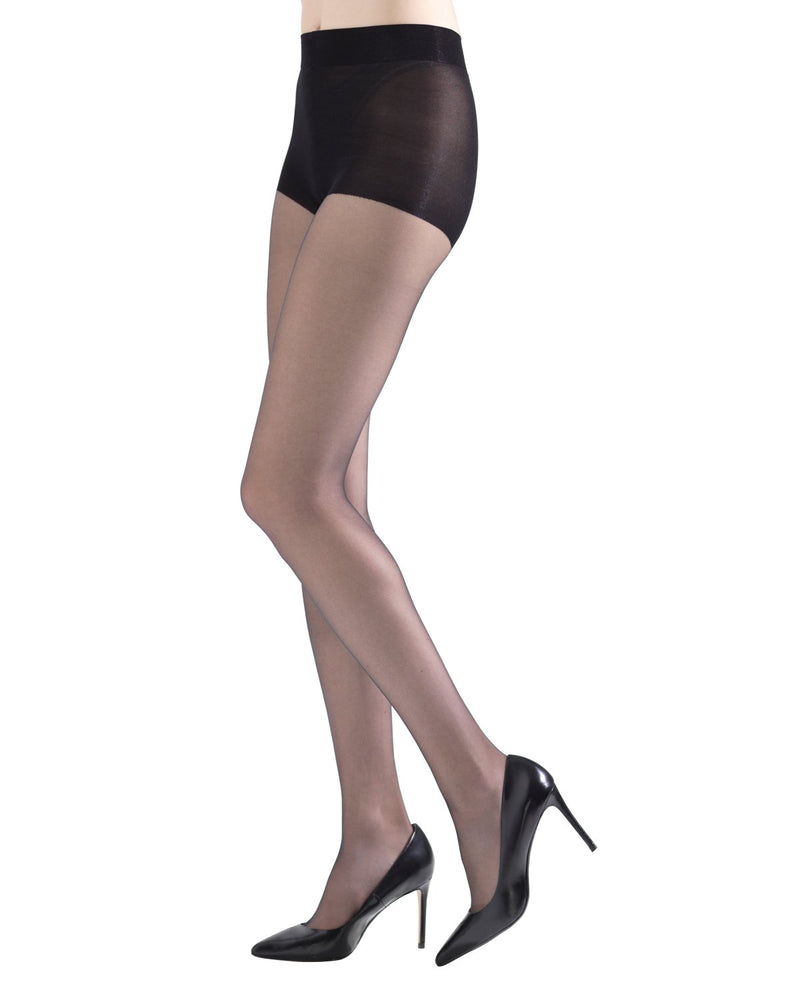 Natori Stiletto Sheer Control Top Tights