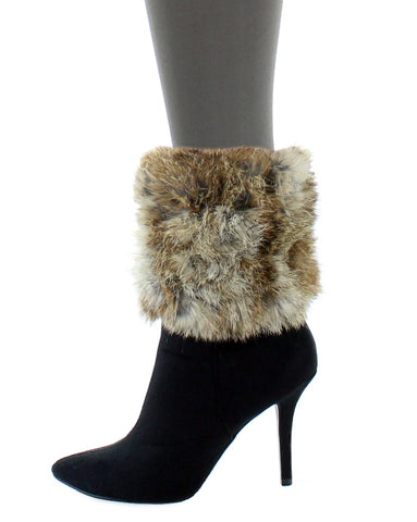 Natori Simple Fur Women's Boot Toppers
