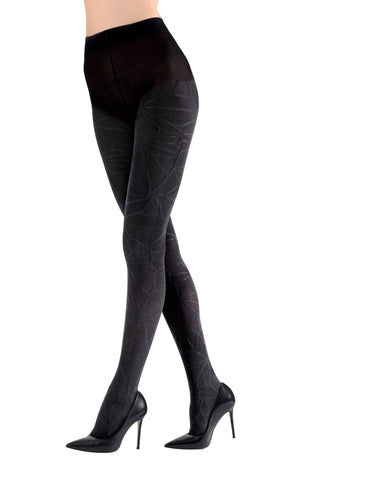 Entice Textured Opaque Women's Tights