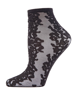 Natori Natori Animal Women's Sheer Shortie Socks