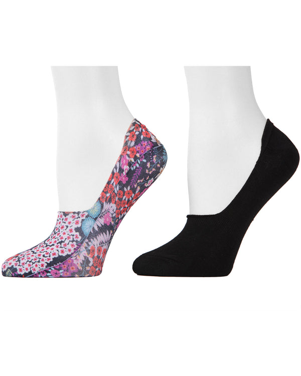 Wildflowers  2-Pack Liner Socks
