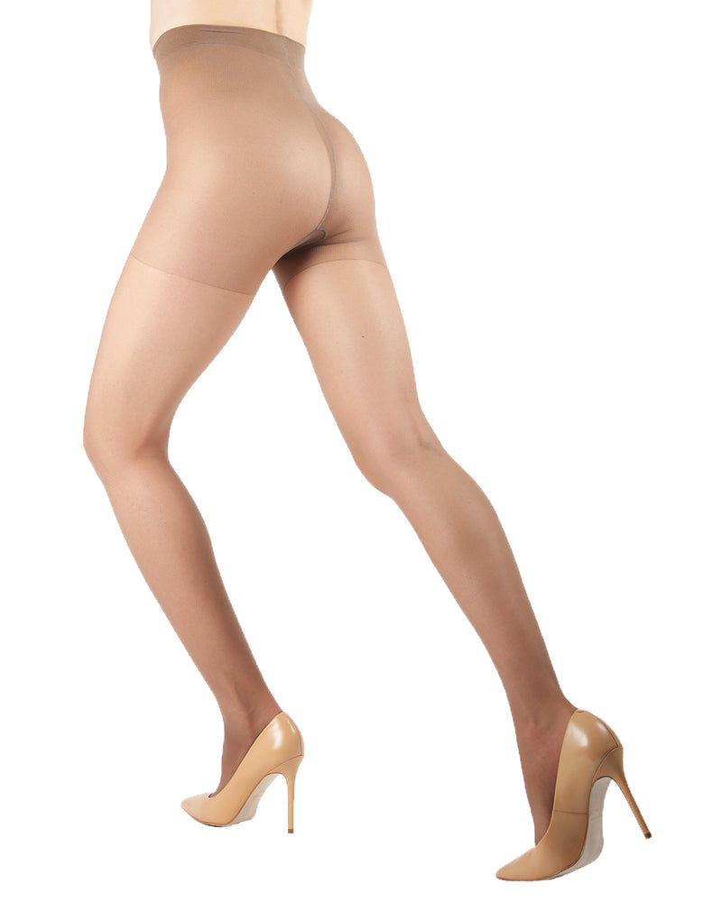 Relax Firm Sheer Support Pantyhose | Women's Tights by Levante -10