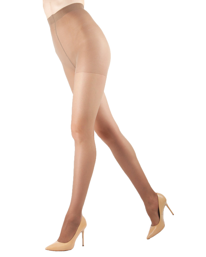 Relax Firm Sheer Support Pantyhose | Women's Tights by Levante -9