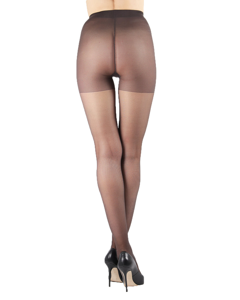 Relax Firm Sheer Support Pantyhose | Women's Tights by Levante -4